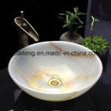 Het witte Bassin van de Was van de Steen van de Jade (BTB02)