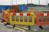 barrera de la barricada del camino del HDPE 2mtr (S-1644B)