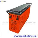 Bateria solar livre 100ah/12V do gel da manutenção