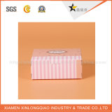 Caja de cartón de empaquetado de la ropa de encargo