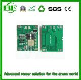 tarjeta de la batería de litio de 3s 13V 15A BMS/PCBA/PCM/PCB para el paquete de la batería del Li-ion