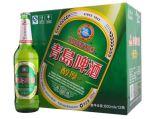 OEM de Doos van het Karton van het Af:drukken van het Embleem voor Bier in China wordt gemaakt dat