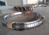 Pièces en acier de pièce forgéee de boucle de précision personnalisées par OEM