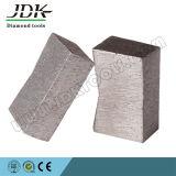 Segmento e lâmina do diamante para o granito que corta 900-3500mm
