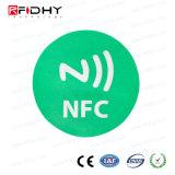 MIFARE klassisches 4k imprägniern 13.56MHz RFID NFC Marken für Zahlung