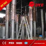Matériel de distillation d'alcool de qualité/distillation de fléau/bac toujours de distillation