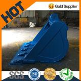 Benna standard personalizzata dell'escavatore di formato per la sabbia e la roccia scaricanti marine