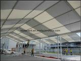 10X30m堅い鋼鉄壁が付いているアルミニウムフレームの倉庫のテント