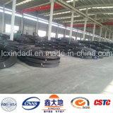 工場は9mmの高い引張強さのプレストレストコンクリートワイヤーを供給する
