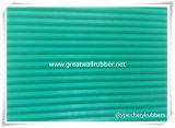 Резиновый настил, резиновый пол, половой коврик, противостатический резиновый лист с ISO9001