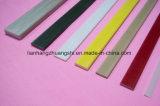 Barra lisa de Pultruded da fibra de vidro/tira, barra lisa de FRP/folha