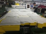 Автоматический автомат для резки слоя ткани для автомата для резки CNC ткани одежды