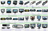 "7 "" TFT LCD Car Rear View/Rearview Mirror Monitor avec USB/SD/MP5 M705c"