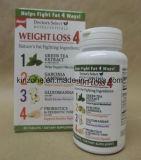 Capsules de régime de fines herbes de tablettes de la perte de poids 4 de Select de docteur