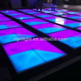 Usager de disco d'étape DJ Wedding 1*1m RVB DEL Digital Dance Floor