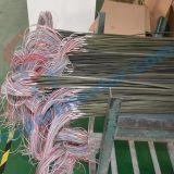Прямые горячие подогреватели катушки бегунка для пластичной машины инжекционного метода литья