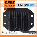 Luz original del trabajo de la lámpara LED de la viruta 4D del lumen 2400lm 20W Cre E del precio de fábrica alta para todo el coche