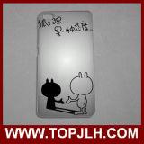 Caisse blanc de téléphone de sublimation pour l'impression pour Xiaomi 5