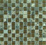Tuile de mosaïque en verre - mosaïque en pierre en verre (GS10)