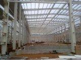 Taller prefabricado del edificio de la estructura de acero (JW-582)