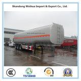 De China 40000L do petroleiro fabricante Fuel Oil do reboque Semi