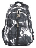 Rua Style Backpack Double Shoulder Straps Bag para Young (SB6162)