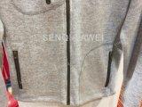 O velo Hoodies de Marled da forma para o desgaste de Ourt do esporte do homem veste Fw-8604