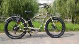 2017脂肪質のタイヤが付いている新しい普及したセリウム48V750Wの電気自転車