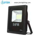 LEDのフラッドライトのセリウム、RoHSは、IP65、130lm/W、10W-400WのSMDの洪水ライト承認した