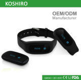 Braccialetti astuti della fascia di manopola di forma fisica di sport di OEM/ODM Bluetooth