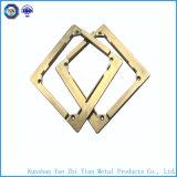真鍮の部品が付いている熱い販売のCNCによって機械で造られる部品