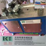 Máquina não tecida para o tampão Bouffant do grampo da multidão que faz Kxt-Nwm03 (CD anexado da instalação)