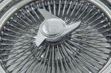 Ajustement de roue d'alliage d'aluminium de marché des accessoires pour le véhicule d'Univsal
