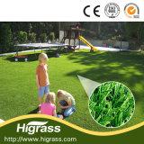 حديقة زخرفة يرتّب عشب اصطناعيّة لأنّ خارجيّة