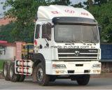 중국 Hongyan 트레일러 트럭/트랙터 맨 위 트럭