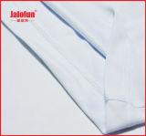 Polyester-Gewebe-Zoll-Hemd des Weiß-60 der Baumwolle40
