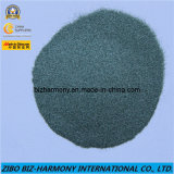 Carbure de silicium de vert de grande pureté