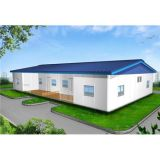 Estructura de acero moderna Casa móvil prefabricada (KXD-pH1)