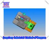 3D Design (trafilatura della lavorazione con utensili) per Plastic Mould