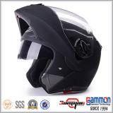 Flip МНОГОТОЧИЯ высокого качества профессиональный вверх по шлему мотоцикла (LP508)