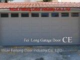 Porta da garagem do Woodgrain - certificado do CE da União Europeia