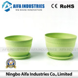 植木鉢のために形成するプラスチック注入