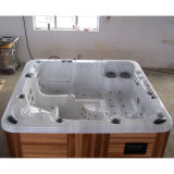 Best Seller Outdoor Acrylic Hot Tub com 180 Jets (JCS-16)