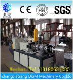 PVC gránulos de plástico que hace la máquina