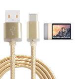 De Kabel van de Kabel 2A USB C van het Type C USB van Prijs van de fabriek voor Levering voor doorverkoop (lc-CB1003)