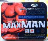 Hombre máximo/medicina herbaria del sexo de las píldoras del sexo de Maxman