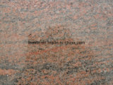 La Cina Multicolor Red Granite e Granite Tiles per Floor Tiles