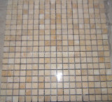 Bathroom Flooring TileのためのモザイクPattern Natural Marble Stone Mosaic