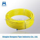 El LDPE cubrió el aislante de tubo de 1.4301 gases