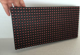 Indicador movente programável monocromático do sinal do texto do diodo emissor de luz